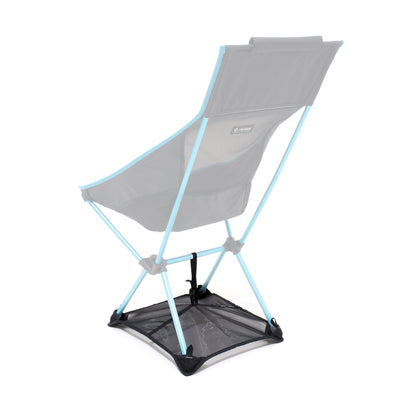 Helinox Australia Ground Sheet Sunset Chair: Black