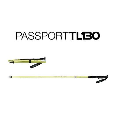 Helinox Australia Passport TL130 Adjustable (Pair): Melon