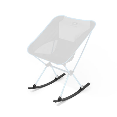 Helinox Australia Rocking Feet - Chair One: Black