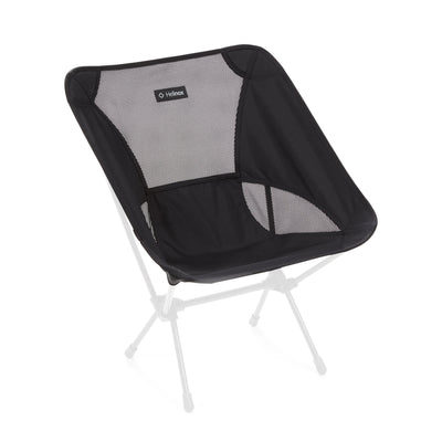 Helinox Australia Chair One Replacement Seat: All Black
