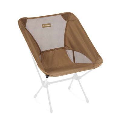 Helinox Australia Chair One Replacement Seat: Coyote Tan