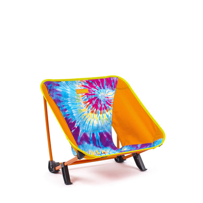 Helinox Australia Incline Festival Chair: Tie Dye