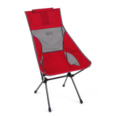 Helinox Australia Sunset Chair: Scarlet Red