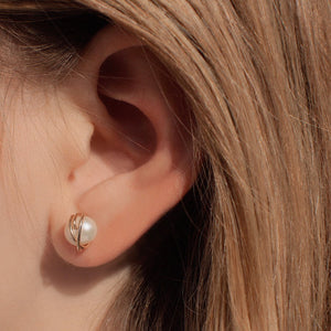 Perline Stud Earrings