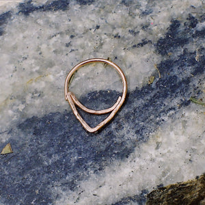 Yarda septum ring Double