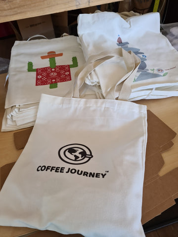 Coffee Journey T-Shirt - Decaf