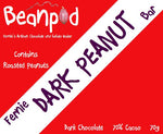 Fernie Dark Peanut Bar
