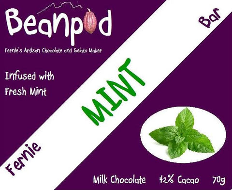 Fernie Milk Mint Bar
