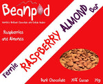 Fernie Raspberry Almond Bar