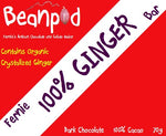 Fernie 100% Ginger Bar