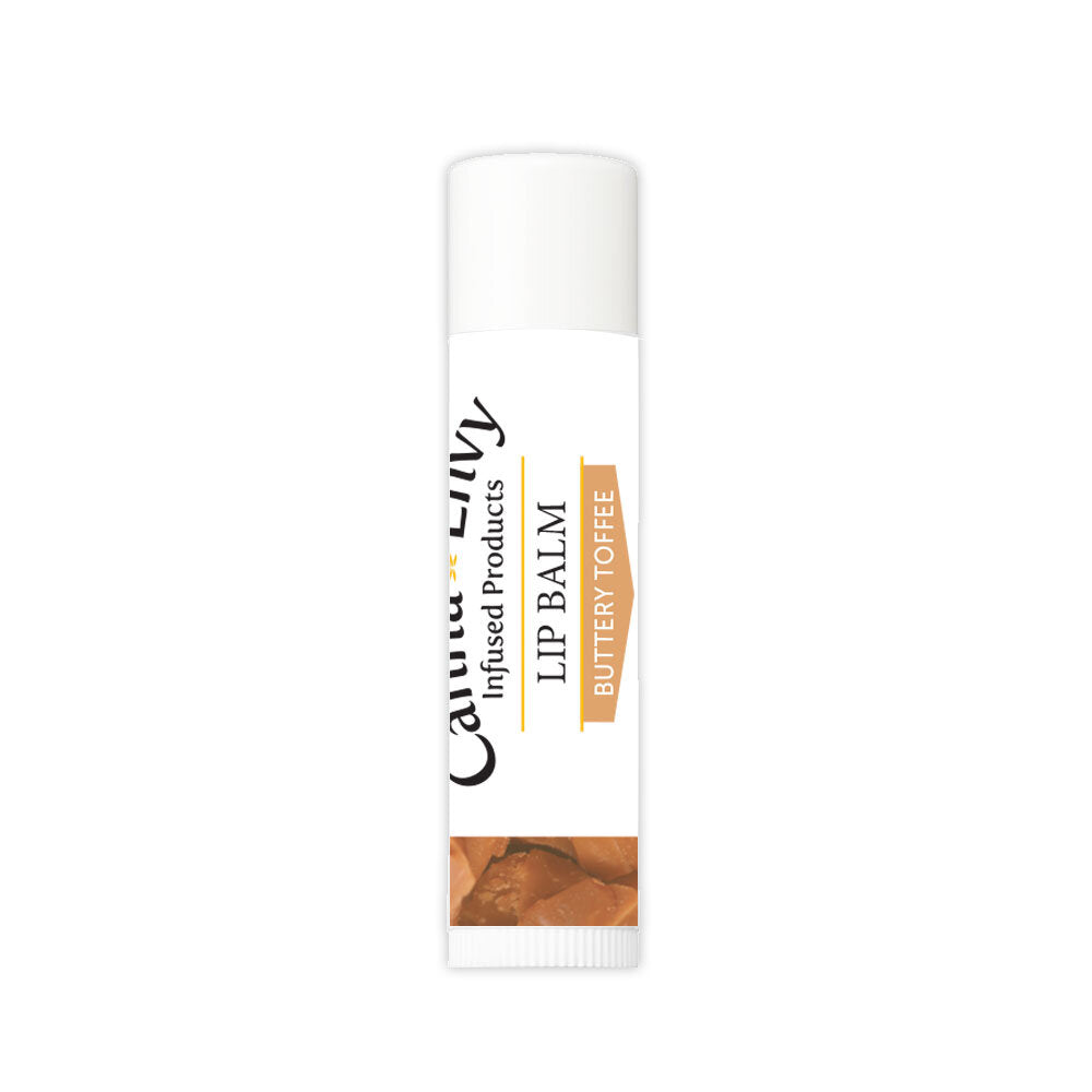 Lip Balm: Buttery Toffee