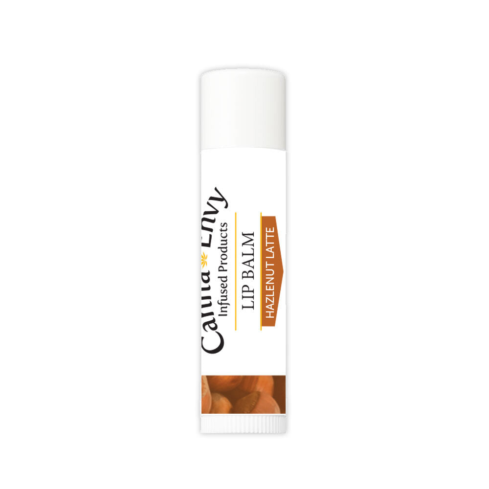 Lip Balm: Hazelnut Latte
