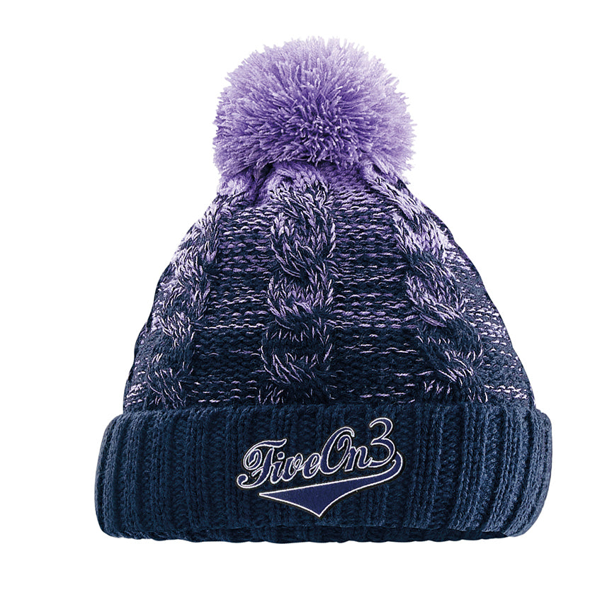 Bench Warmer Bobble Hat