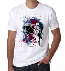 Colorado Splat Attack Goalie Mask T Shirt
