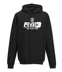 Authentic Five On 3 Hooded Sweat Top