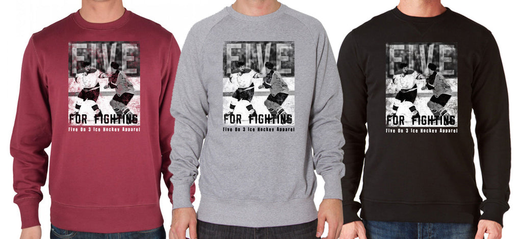Five For Fighting Sweater