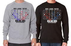 Beer League Tactics Sweater