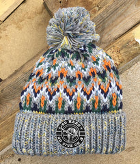 Blizzard Beanie Bobble Hat