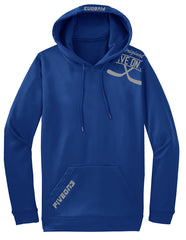 Performance Hoody (R Blue)
