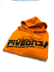 Bargain Overtime hoody Bright Orange XL