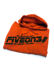 Bargain Overtime hoody Burnt Orange XL