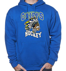 Five On 3 Chiefs Hockey Hoody