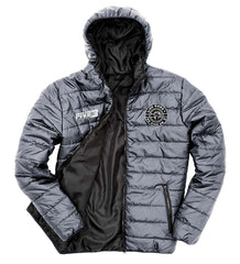 Go Hard Hooded Jacket (Men's)