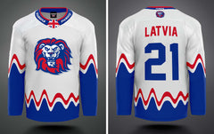 Lion Heart Hockey Jersey