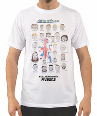 Badly Drawn GB T Shirt