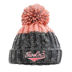 Home Ice Bobble Hat