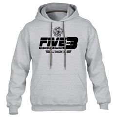 Five On 3 Logo Hooded Sweat Top