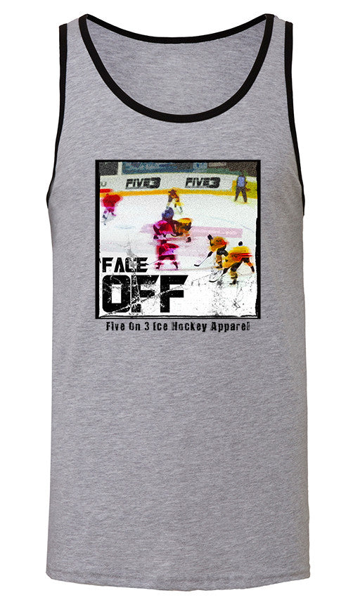 Face Off Unisex Tank Top