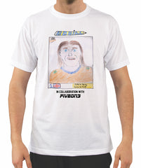 Badly Drawn Whistle T Shirt