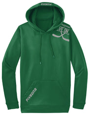 Performance Hoody (Kelly Green)