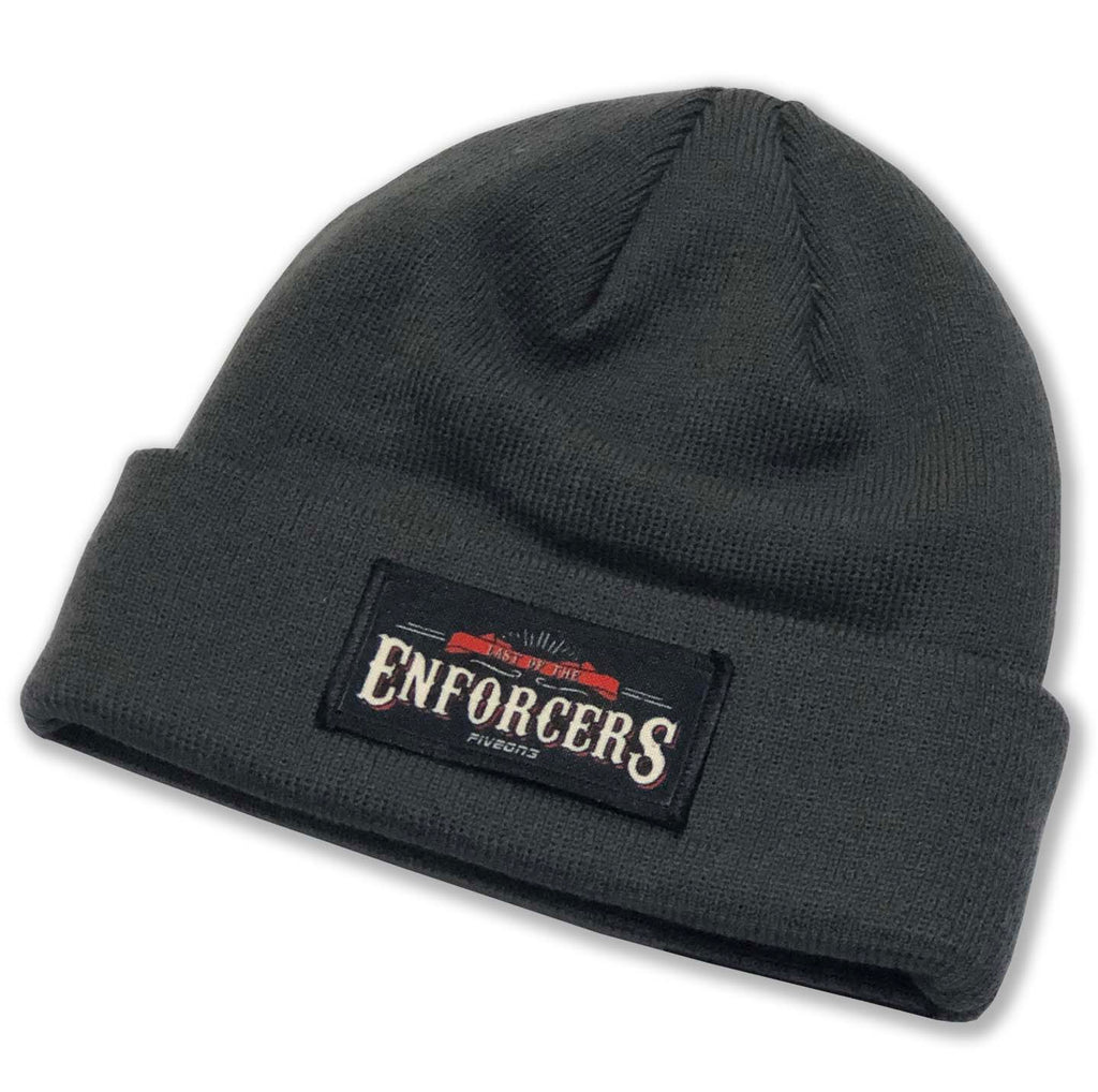 Last of the Enforcers Beanie