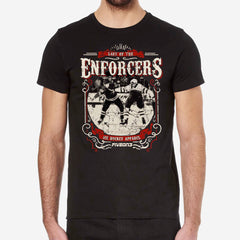 Last of the Enforcers T Shirt