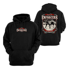 Last of the Enforcers Hoody