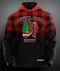Lumberjacks Hockey Sports/Performance Hoody