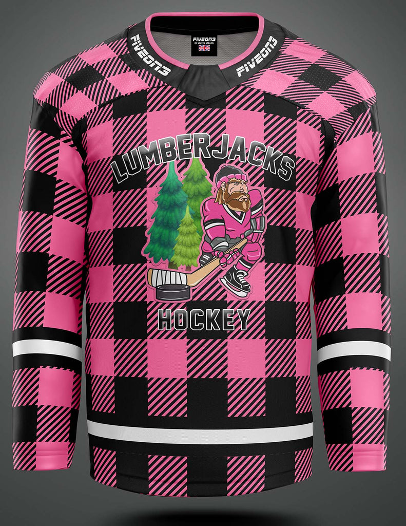 Lumberjacks Hockey Jersey