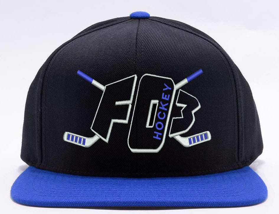 Monogram Five On 3 Snapback Cap