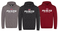 Five On 3 Nation Hoody