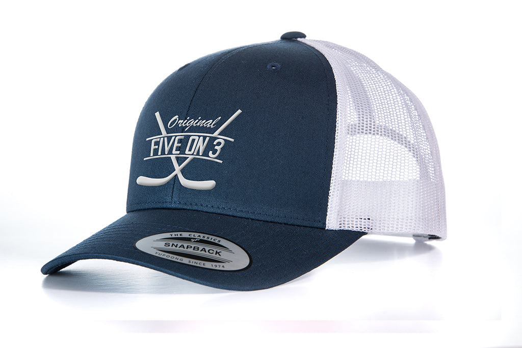 S17 Original Five On 3 Trucker Cap