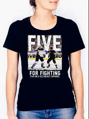 Five For Fighting 2021 Lady Fit Tee