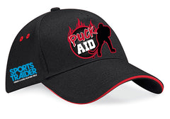 Puck Aid Base Ball Cap
