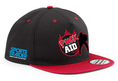Puck Aid Snap Back Cap