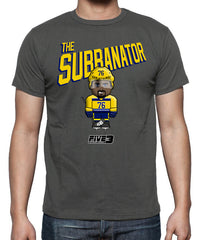 """The Subbanator"" Minipucker T Shirt"