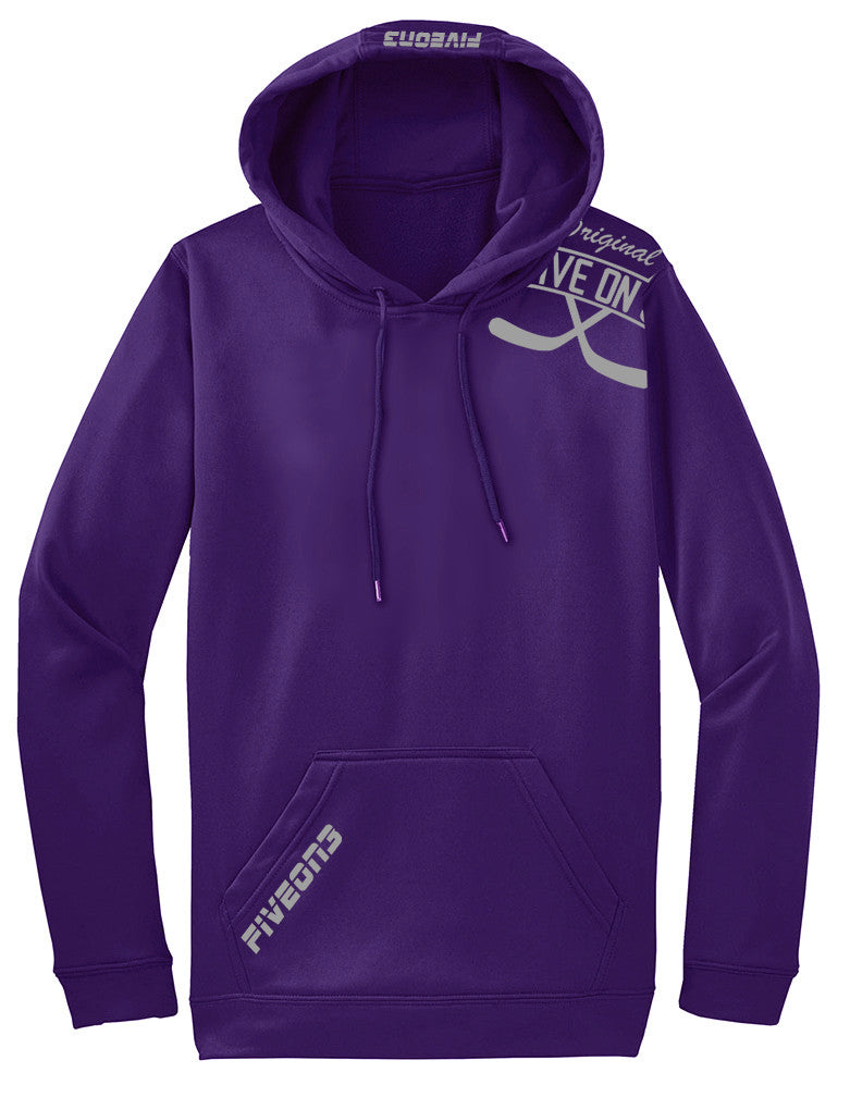 Performance Hoody (Purple)