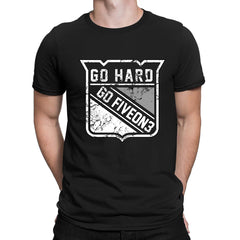 Go Hard in the Big Apple Tee