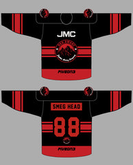 Red Dwarf Five On 3 Jersey
