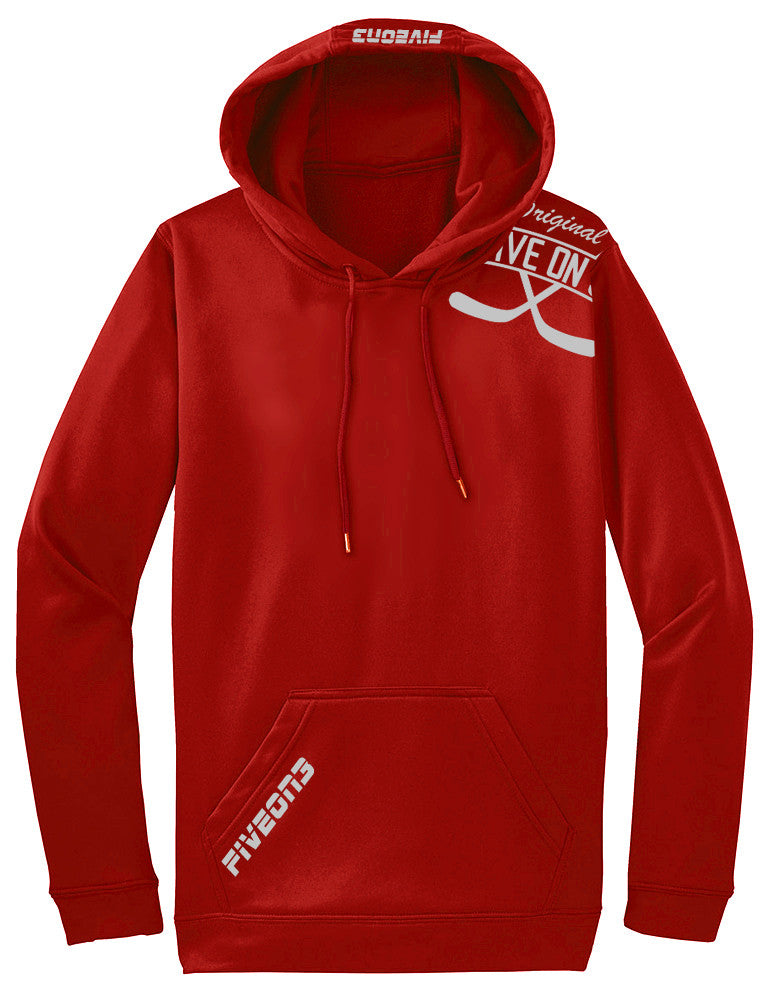 Performance Hoody (Red)